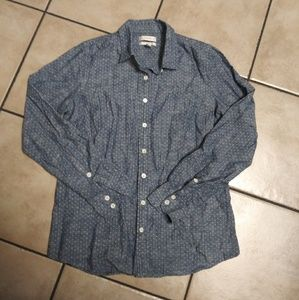 J.Crew Perfect Button Up